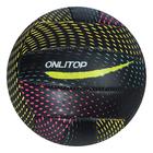 Мяч волейбольный V5-20, 18 панелей, PVC, 2 подслоя, машинная сшивка, размер 5