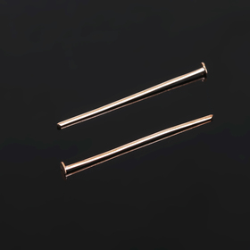 """Штифт """"Гвоздик"""" СМ-102, 3 см, упаковка 100 гр, цвет золото"""
