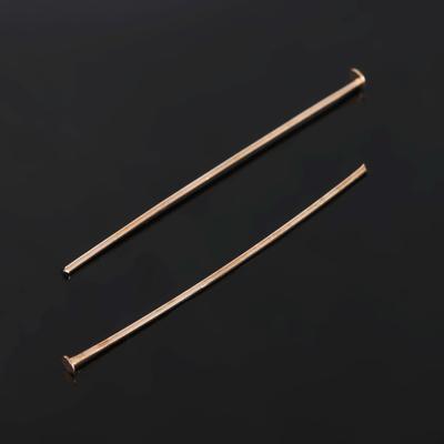"""Штифт """"Гвоздик"""" СМ-1103-3, 4 см, упаковка 100 гр, цвет золото"""