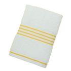 Полотенце махровое Rio-Uni weißgrundig, размер 50х100 см, 500 г/м, цвет белый