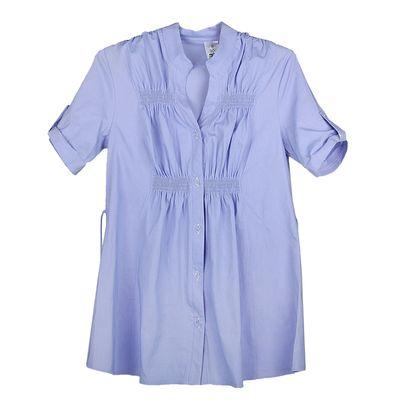 Блузка для беременных 2242, цвет сирень, размер 50, рост 170