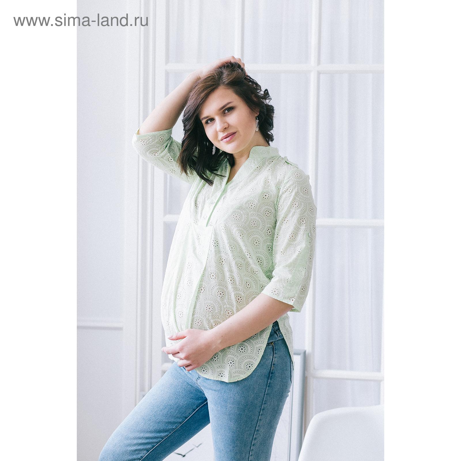 8d58bf9523eada0 Рубашка женская 15117, цвет салатовый, размер 50, рост 170 (1397371 ...