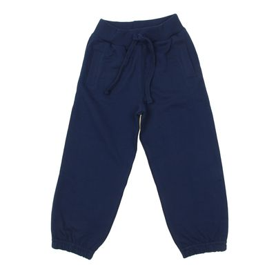 Брюки для девочки, рост 98 см, цвет тёмно-синий