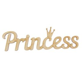 "Piece of wood ""Princess"""