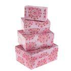 """Набор коробок 4в1 """"Чуткость"""", 15 х 11 х 7 - 9 х 5 х 4 см"""