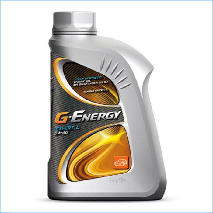 Моторное масло G-Energy Expert L 5W-40, 1 л