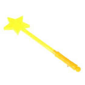 Световая палочка «Звезда», цвет жёлтый