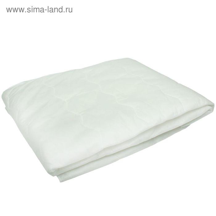 Одеяло облегчённое синтетическое, размер 140х205 ± 5 см, чехол спанбонд, 100 г/м2