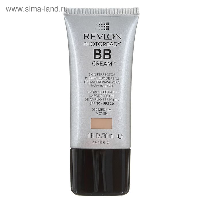 BB крем Revlon, Photoready BB сream, тон 030