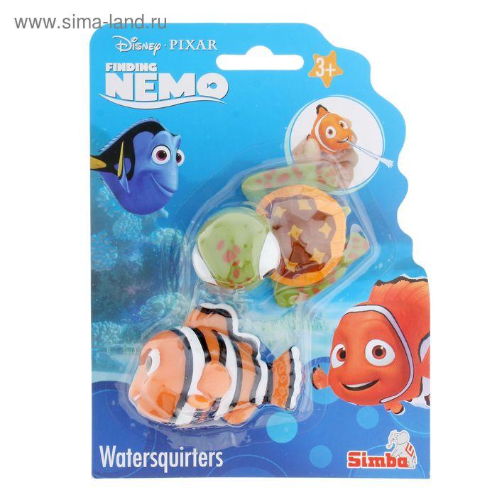 """Набор игрушек для ванной """"Nemo"""", 2 фигурки"""