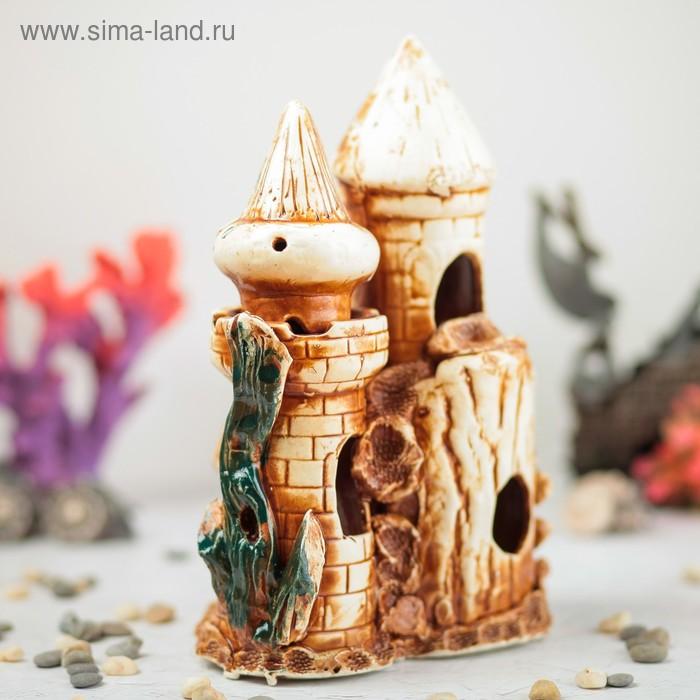 """Декорации для аквариума """"Башни в крепости"""""""
