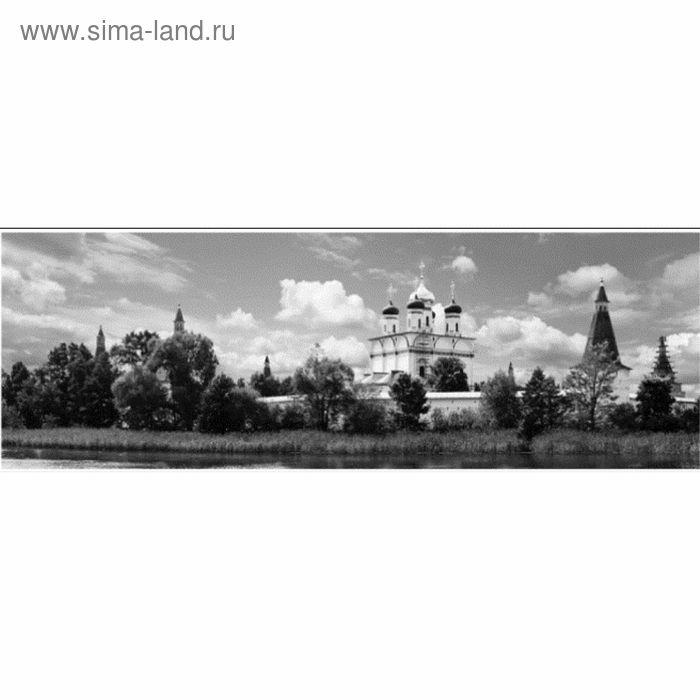 Фартук ХДФ Возрождение монохром 695х2070х3 мм