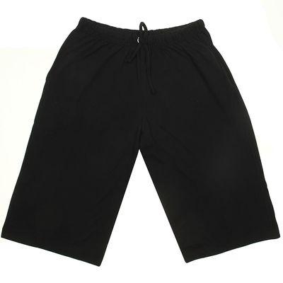 Шорты мужские, цвет чёрный, размер 50
