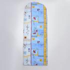 Чехол для гладильной доски 129х45 см, с креплением на резинке, цвет МИКС