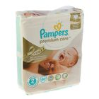 Подгузники «Pampers» Premium Care, Mini, 3-6 кг, 80 шт/уп