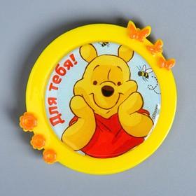 Магнит на открытке 'С Днем Рождения!', Медвежонок Винни и его друзья Ош