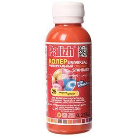 Паста колеровочная № 25 'Палитра' персиковая 0,1 л Ош