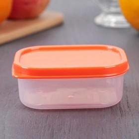 {{photo.Alt || photo.Description || 'Контейнер прямоугольный Доляна, пищевой, 150 мл, цвет оранжевый'}}