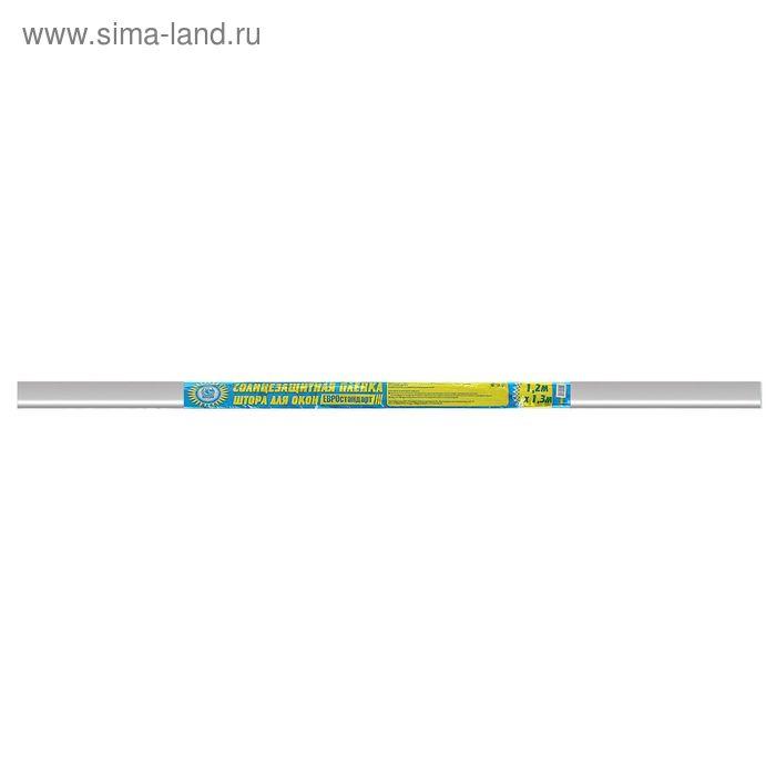 Пленка солнцезащитная 1,2х1,3 м Vikont, 2 полотна
