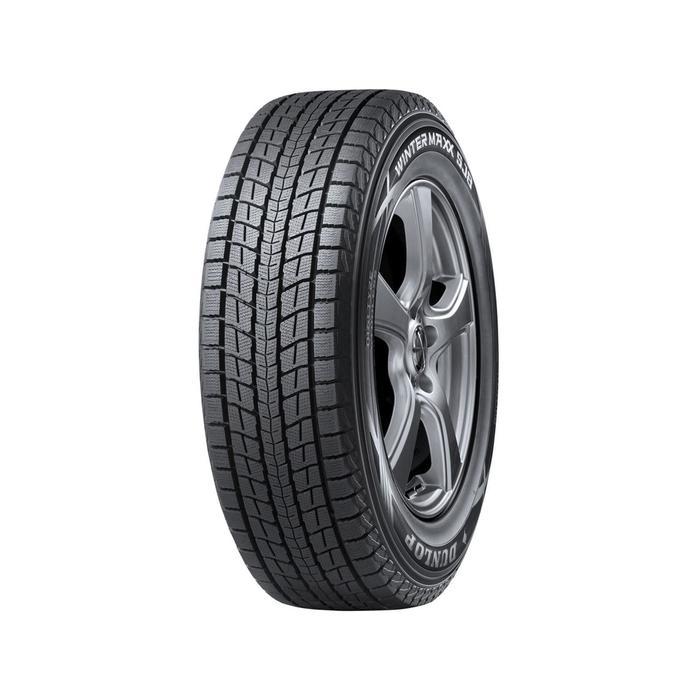 Зимняя нешипованная шина Dunlop Winter MAXX SJ8 255/60 R18 112R