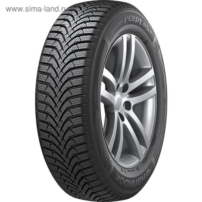 Зимняя шипованная шина Hankook Winter I*Pike RS W419 155/65 R14 75T