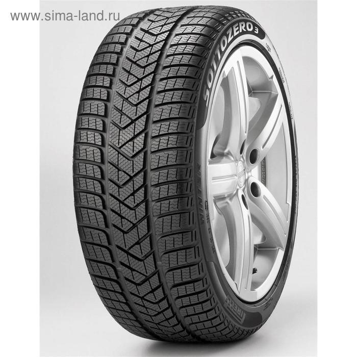 Зимняя шипованная шина Pirelli Winter Ice Zero XL 215/55 R18 99T