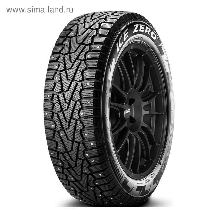Зимняя шипованная шина Pirelli Winter Ice Zero 215/60 R17 100T
