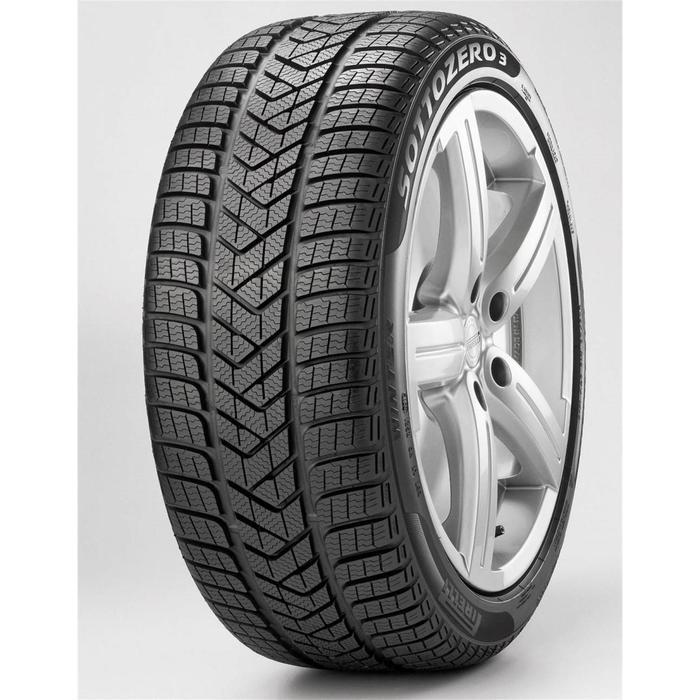 Зимняя шипованная шина Pirelli Winter Ice Zero 225/55 R18 102T