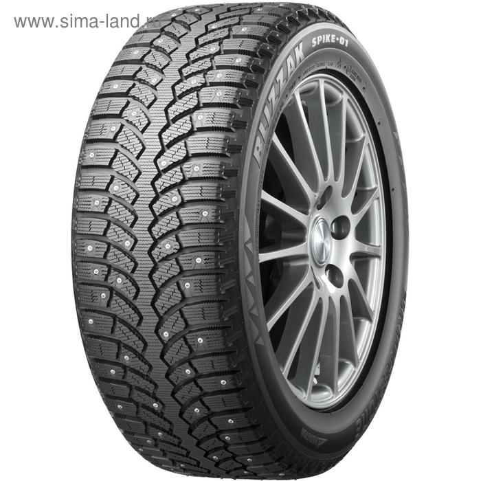 Зимняя шипованная шина Bridgestone Blizzak Spike-01 205/70 R15 96T