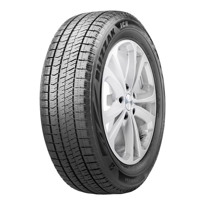 Зимняя шипованная шина Bridgestone Blizzak Spike-01 215/60 R17 100T