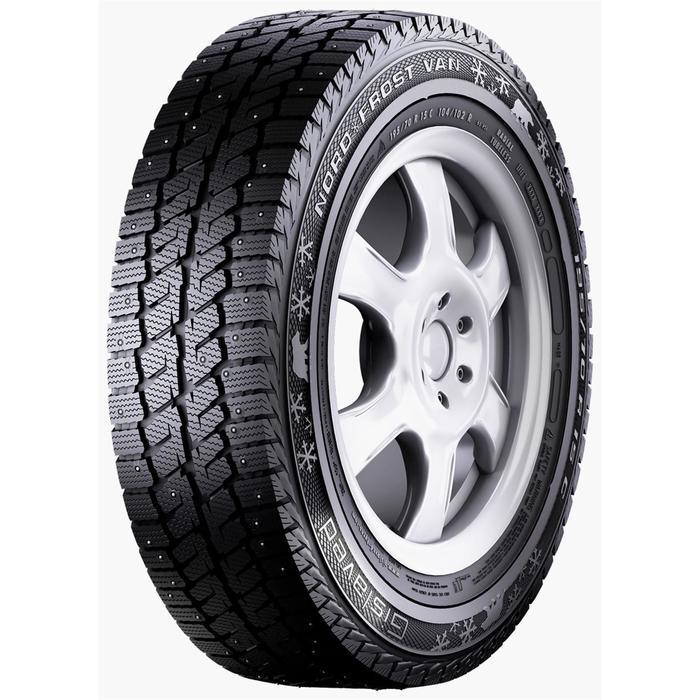 Зимняя шипованная шина Bridgestone Blizzak Spike-01 235/60 R18 107T