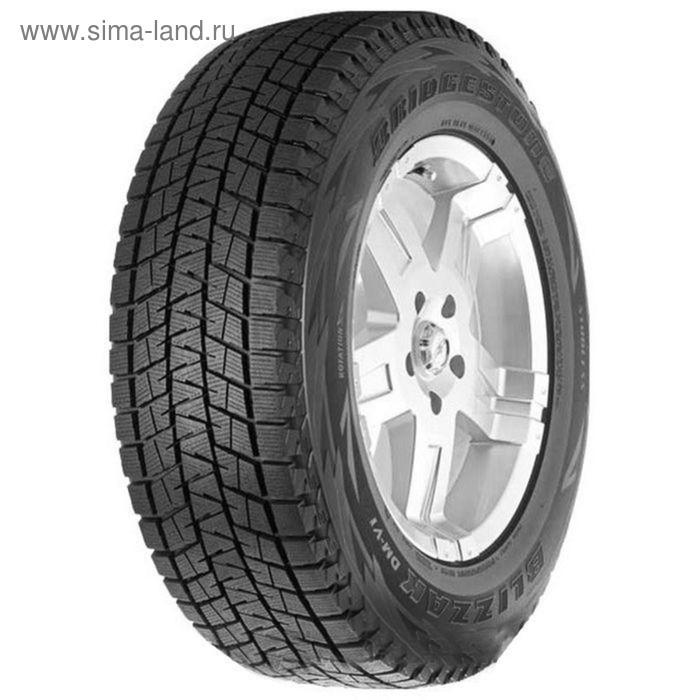 Зимняя нешипованная шина Bridgestone Blizzak DMV1 255/60 R17 106R