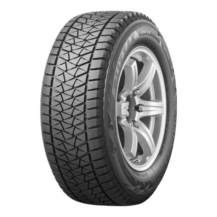 Зимняя нешипованная шина Bridgestone Blizzak DMV2 265/60 R18 110R