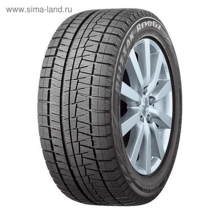 Зимняя нешипованная шина Bridgestone Blizzak Revo-GZ 215/55 R16 93S
