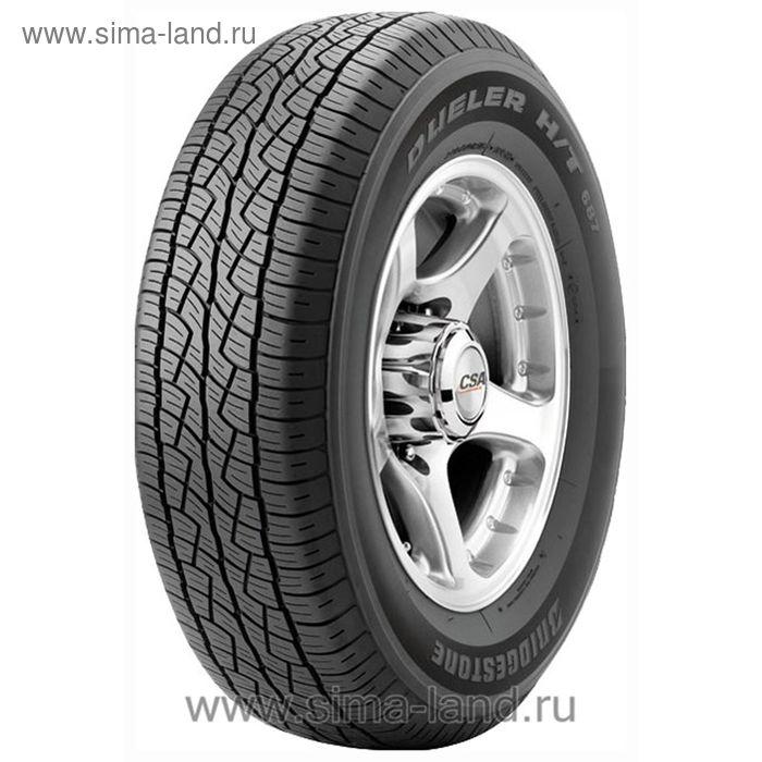 Летняя шина Bridgestone Dueler D687 215/70 R16 99S