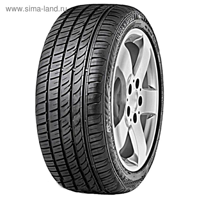 Летняя шина Gislaved Ultra Speed TL XL FR 215/50 R17 95Y