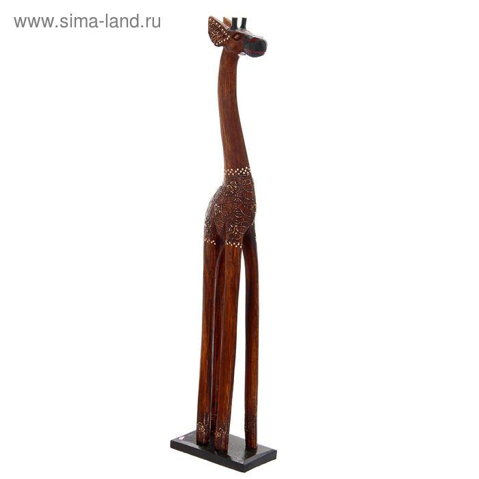 "Сувенир ""Жираф Глори"", 80 см"