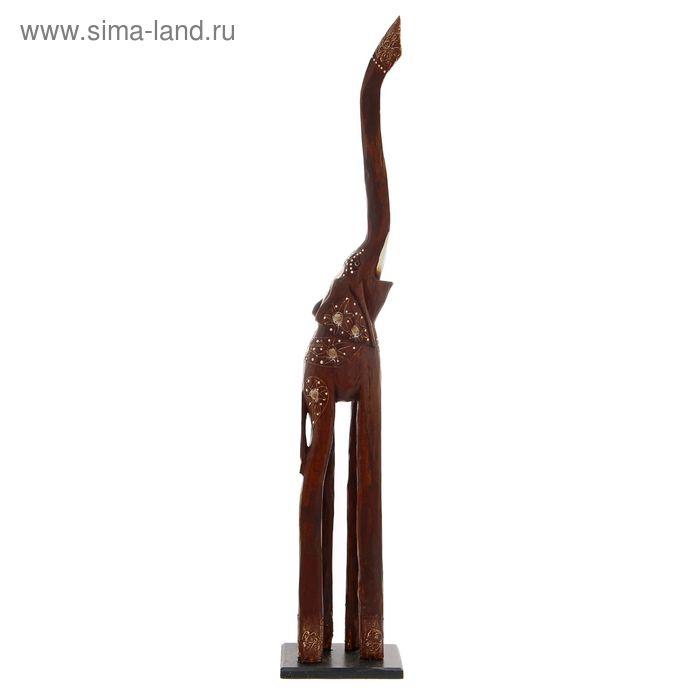 """Сувенир дерево """"Слон Гром"""", 100 см"""