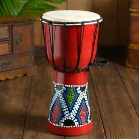 "Djembe drum ""In heaven"" d=14.5 cm"