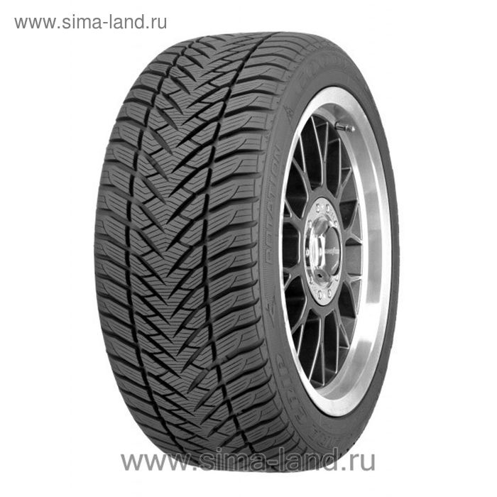 Зимняя нешипованная шина Goodyear Ultra Grip + SUV XL 235/65 R17 108H