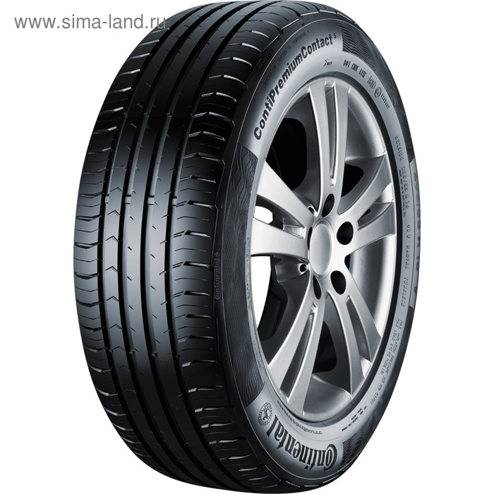 Летняя шина Continental ContiPremiumContact 5 SSR 205/60 R16 92V