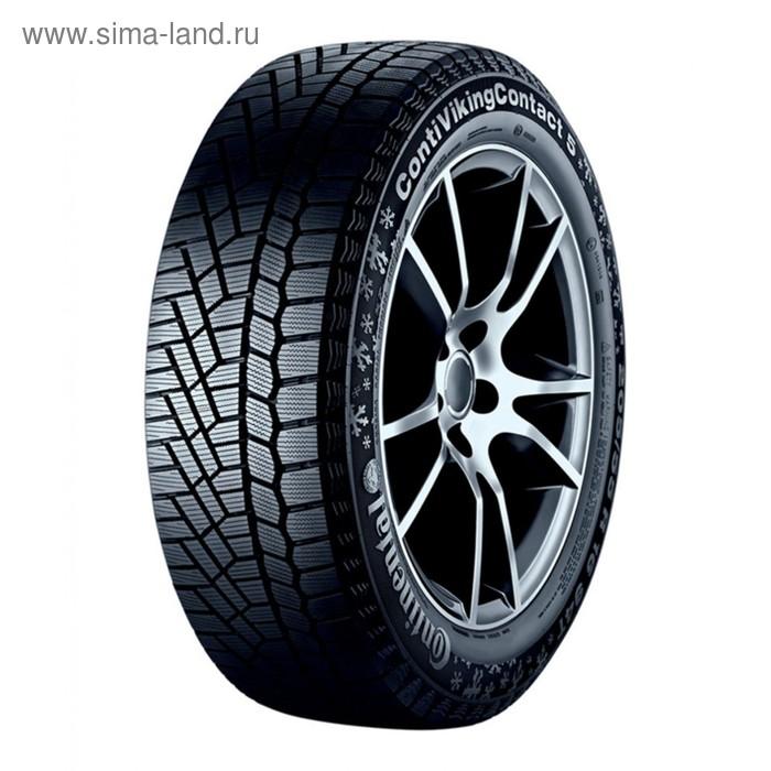 Зимняя нешипованная шина Continental ContiVikingContact 5 XL 205/55 R16 94T