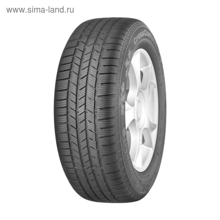 Зимняя нешипованная шина Continental ContiCrossContact Winter LT 245/75 R16 120/116Q