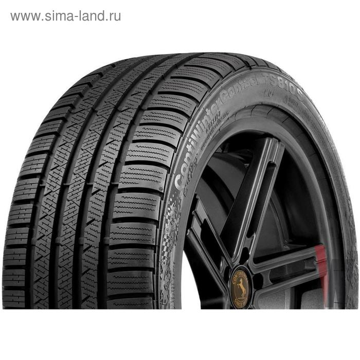 Зимняя нешипованная шина Continental ContiWinterContact TS810S SN2 XL 235/50 R17 100V