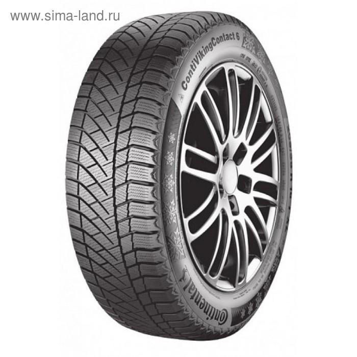 Зимняя нешипованная шина Continental ContiVikingContact 6 XL 185/55 R15 86T