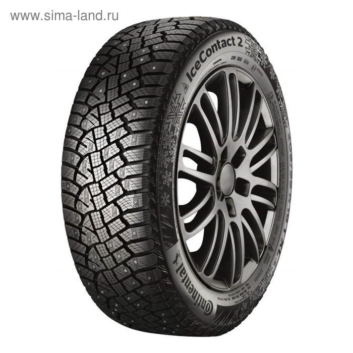 Зимняя шипованная шина Continental ContiIceContact 2 KD XL 215/45 R18 93T