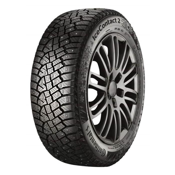 Зимняя шипованная шина Continental ContiIceContact 2 215/55 R16 97T