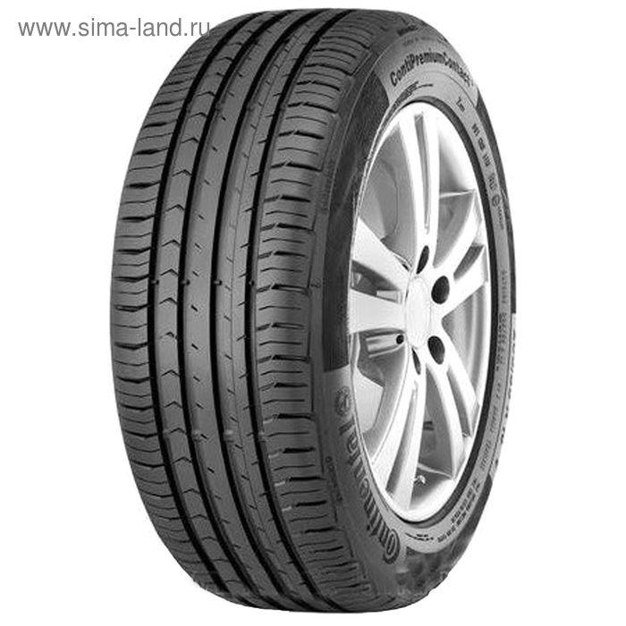 Летняя шина Continental ContiPremiumContact 5 FR 205/55 R16 91V