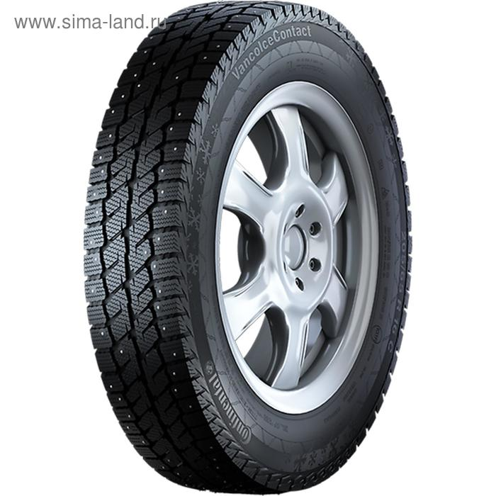 Зимняя нешипованная шина Continental Vanco ContiIceContact SD 205/65 R16С 107/105R