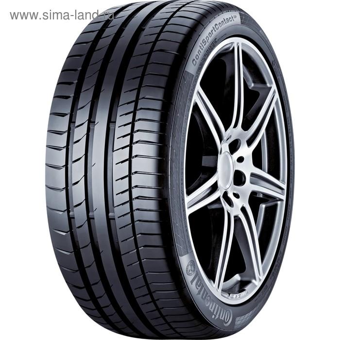 Летняя шина Continental ContiSportContact 5P MO XL FR 245/40 R20 99Y